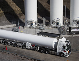 LNG trailers